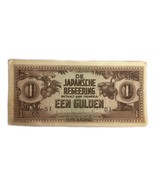 De Japansche Regeering Paper Money Betaalt Aaa Toonder SI 1 Gulden EEN - $9.89