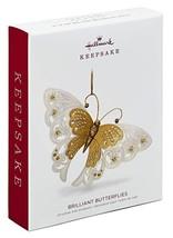 Hallmark: Brilliant Butterflies - Series 2nd - Keepsake Ornament 2018 - $15.49