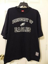 Reebok Gridiron Classic Men's Philadelphia Property of Eagles Shirt Large - $12.19