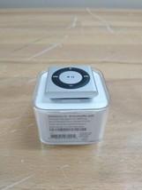 Apple iPod Shuffle 4th Gen 2GB Silver A1373 SEALED - $84.15