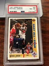 1991 Upper Deck Michael Jordan East All-Star  # 69 PSA 8 - $19.60