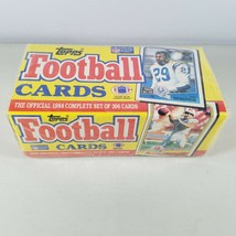 1988 Topps Football Factory Sealed Complete Full Box Set  Bo Jackson Rookie Card - $165.00