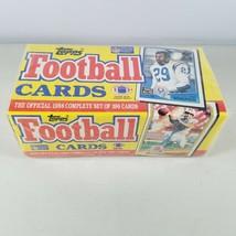 1988 Topps Football Factory Sealed Complete Full Box Set  Bo Jackson Roo... - $165.00