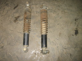 YAMAHA 1992 80 MOTO4 2 FRONT SHOCKS  (BIN 39)  P-388J  PART  3106---MAKE... - $30.00