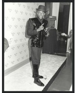 1990 BOBBY BROWN w/ American Music Award Vintage Original Photo NEW EDIT... - $12.69