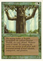 Magic: The Gathering 3rd Edition - Ironroot Tree - $0.25