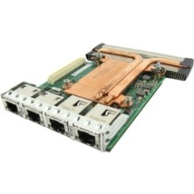 Dell 99GTM X540 Network Card - 2 x 10 GbE - Intel I350 DP Network Daught... - $94.78