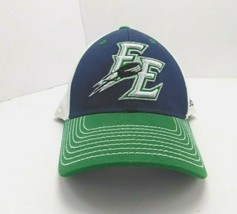Reebok Florida Everglades Hat Cap Fitted S/M Green Blue White Vacation Travel - $11.57