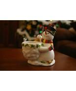 PartyLite Snowbell Votive Holder Party Lite -(m) - $17.99