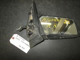 86 Hyundai Right Side Mirror *See Item Description* - $19.80