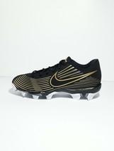 SIZE 7 Nike Softball Hyperdiamond 3 Keystone (AO7920-005) Black/Gold Women's - $24.89