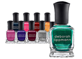 New DEBORAH LIPPMANN Treatment Enriched Nail Polish ~PICK COLOR~ Full Si... - $8.44+