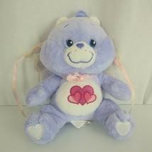 Care Bears Celebration Harmony Fantasy Purple Fairy Ballerina Beanie Plu... - $39.59