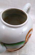 "Dragon Ware Tea Pot ""Mepoco Ware"" Japanese w/ creamer no lid image 7"