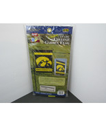 BSI PRODUCTS INC. Iowa Hawkeyes -2-Sided Garden Flag. Shipping Included - $24.74