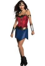 Justice League Wonder Woman Adults Costume Medium - $52.02