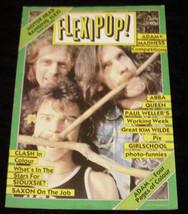 Motorhead Clash Girlschool queen Weller Soiuxsie Saxon Flexipop - $16.99