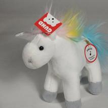 gund stuffed animal unicorn chatters - $23.90