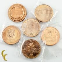 US President Mint Inauguration Medals Lincoln, Johnson, Eisenhower, JFK, Truman - $33.66