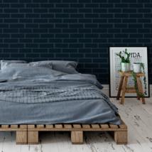 "Brick Stencil - Reusable Wall Stencils of Brick Pattern - 33"" x 21"" Size - $34.99"