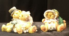 ENSCO Cherished Teddies Figurines with box ( pair)  AA19-2064 Vintage image 8