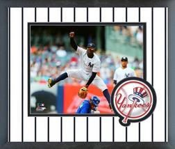 """Didi Gregorius 2018 New York Yankees """"DP"""" -11x14 Team Logo Matted/Framed... - $43.95"""