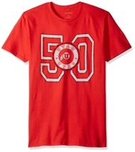 Large Men's NCAA Utah Utes Camp David Cruiser Short Sleeve Tee Shirt T-Shirt NEW