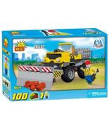 New! COBI Action Town Dozer 100 Piece Building Block Set - $14.75