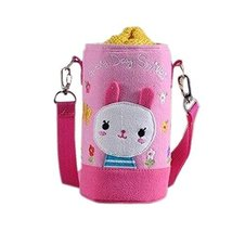 Lovely Kindergarten Funny Rabbit Bottle Messenger Bag (158.5CM)
