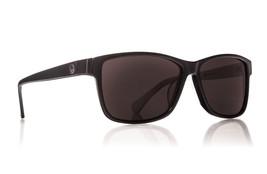 Dragon Alliance Grey Exit Row Medium Sunglasses Jet Black Frame Grey Lenses - $87.07