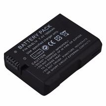 1500mah En-el14a Camera Battery Pack For Nikon P7200 P7700 P7100 D5500 ... - $16.99