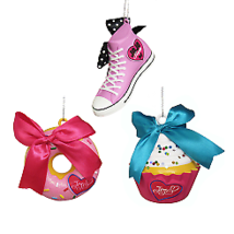 JoJo Siwa© Ornament Set, 3-Piece Set w - $24.99
