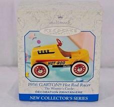 Hallmark Keepsake 1956 Garton Hot Rod The Winner's Circle 1998 - $12.99