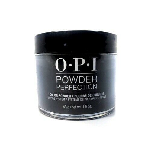 Authentic OPI Dipping Powder - Black Onyx - $21.99