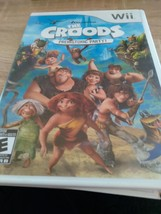 Nintendo Wii The Croods: Prehistoric Party! image 1