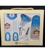 Small Paul By Paul Frank Infant Care and Grooming Kit BPA FREE Blue Monk... - $19.79