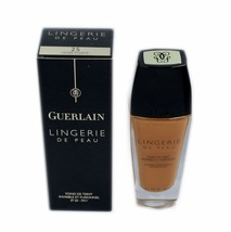 Guerlain Lingerie De Peau Invisible SKIN-FUSION Foundation Spf 20-PA+ 30ML #25 - $58.91
