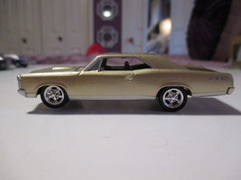 Johnny Lightning, 1967 Pontiac GTO, Gold, VGC, Awesome Car - $5.00