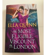 The Most Eligible Viscount in London (Paperback or Softback) - $6.92