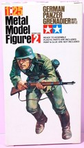 1:25 German Panzer Grenadier With Rifle Model Figure Kit No. MF 002 Seri... - $11.75