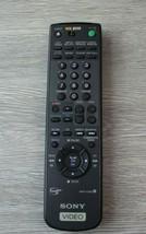 Sony Remote RMT-V292 RMTV292A For SLV-N70 SLVN70 Sony Vcr - Tested - $19.75