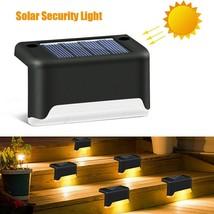 1/2/4/6/10 Light Solar LED Bright Deck Lights Outdoor Garden Patio Raili... - $16.41+