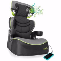 Evenflo Big Kid DLX High Back Booster Car Seat, Jonah - $89.09