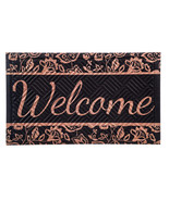 Evergreen Flag & Garden 41EM2133 Classical Welcome Embossed Floor Mat, 1... - $24.40