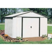 Home Garden Arrow Shed Arlington 10 x 8 ft. Shed - $791.99