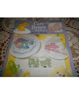 Care Bears Baby Sweet Things Counted Cross Stitch Book - $10.00
