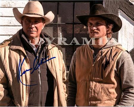 Primary image for YELLOWSTONE TV Series CAST Autographed Signed  8x10 Photo w/COA -6251