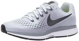 Nike Womens Air Zoom Pegasus 34 Pure Platinum/Anthracite Running Shoe 8 ... - €92,65 EUR