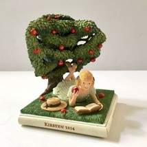 American Girl Bookend Kirsten Apple Tree 1854 Historical Doll Figurine H... - $13.85