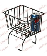 Retro Looking Wire Storage Basket Cup Holder Fits All Vw Beetle Console ... - $49.95